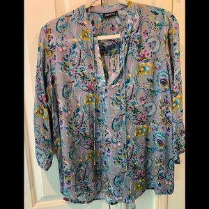 Sweet lavender blouse extra-large.